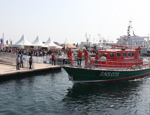 Avril 2019 : Les Nauticales de la Ciotat (Grand Pavois Organisation)