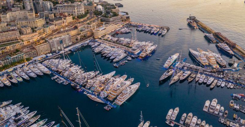 Septembre 2019 : Monaco Yacht Show