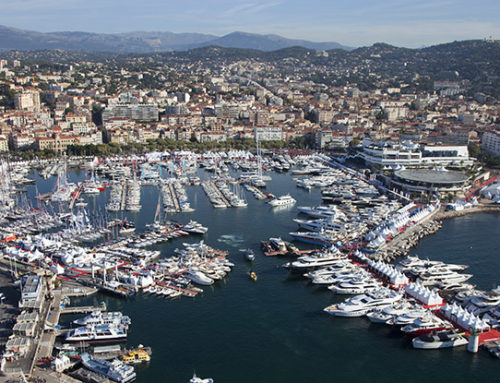 Septembre 2018 : Cannes Yachting Festival (Reed Expositions)