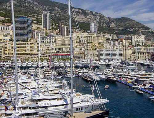 Sept. 2016 : Monaco Yacht Show
